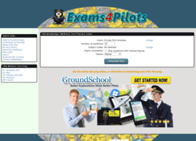 exams4pilots.com