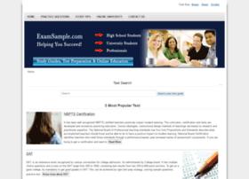 examsample.com