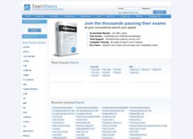 examsheets.com