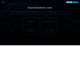 examsolutions.com