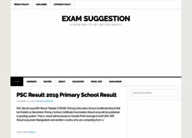 examsuggestion.com