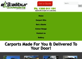 excaliburcarports.com.au