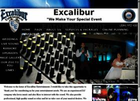 excaliburdj.com