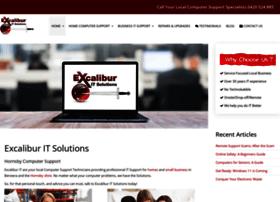 excaliburitsolutions.com.au