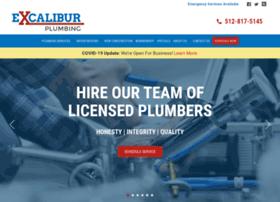 excaliburplumbing.com