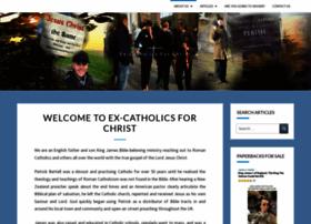 excatholicsforchrist.com