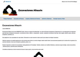 excavacionesalhaurin.com