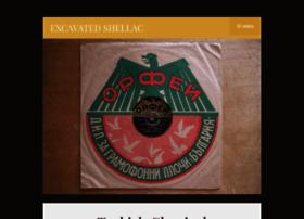 excavatedshellac.com