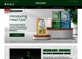 excedrin.com