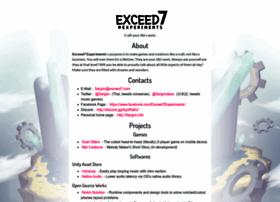 exceed7.com