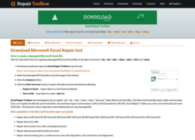 excel.repairtoolbox.com