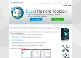 excel.restoretools.com