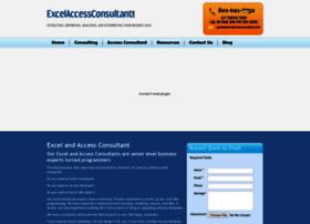 excelaccessconsultant.com