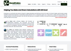 excelcalcs.com