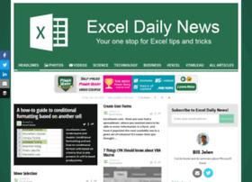 exceldailynews.com