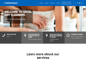 exceldrycleaners.net