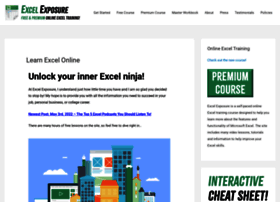 excelexposure.com