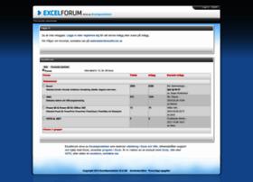 excelforum.se