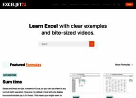 exceljet.net