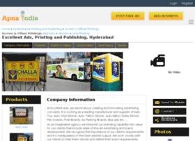excellentads-hyderabad.apnaindia.com