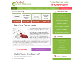 excellentcarpetcleaning.co.uk