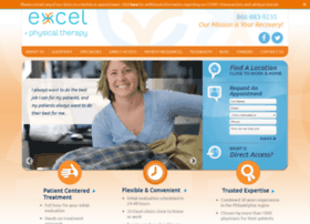 excelphysicaltherapy.com