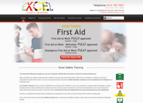 excelsafetytraining.co.uk