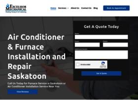 excelsiormechanical.com