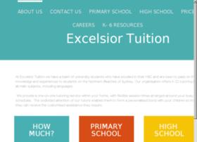 excelsiortuition.com