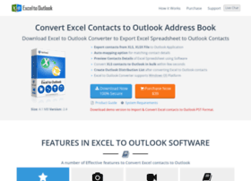 exceltooutlook.com