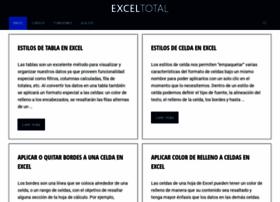 exceltotal.com