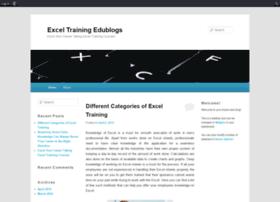 exceltraining.edublogs.org