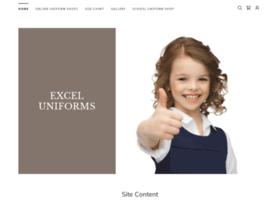 exceluniforms.com.au