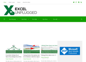 excelunplugged.com
