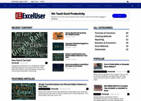 exceluser.com