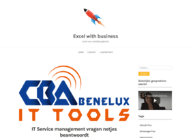 excelwithbusiness.nl
