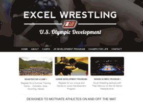 excelwrestling.com