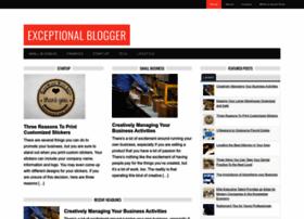 exceptionalblogger.com