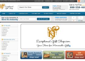 exceptionalgiftshop.com