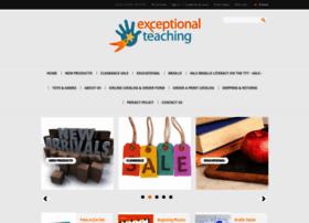 exceptionalteaching.com