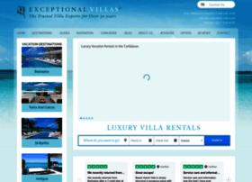 exceptionalvillas.com