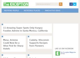exceptionmag.com