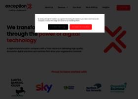 exceptionuk.com