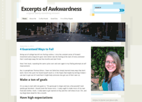excerptsofawkwardness.wordpress.com