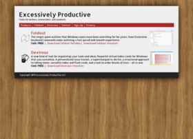 excessivelyproductive.com