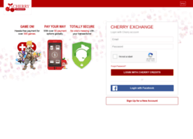 exchange.cherrycredits.com