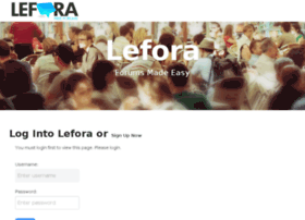 exchange.lefora.com
