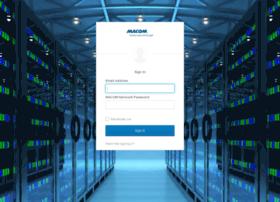 exchange.macom.com