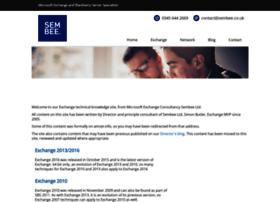 exchange.sembee.info