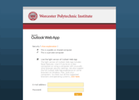 exchange.wpi.edu